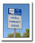 Adopt A Highway - Yarnell Community Center